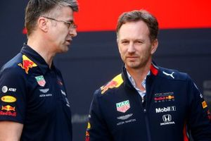 Christian Horner, Red Bull Racing, teambaas