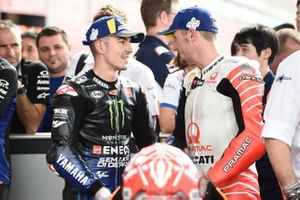 Maverick Vinales, Yamaha Factory Racing, Jack Miller, Pramac Racing