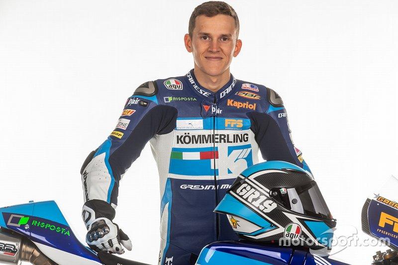 Gabriel Rodrigo, Kommerling Gresini Moto3