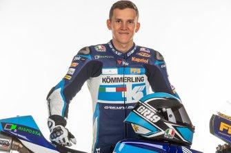 Gabriel Rodrigo, Team Kömmerling Gresini Moto 3