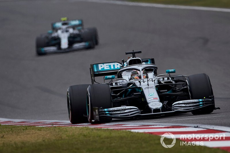 GP da China: Lewis Hamilton, Mercedes