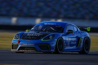 #66 TRG - The Racers Group Porsche Cayman GT4 MR, GS: Dillon Machavern, Spencer Pumpelly