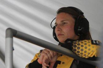 #57 Heinricher Racing w/Meyer Shank Racing Acura NSX GT3: Simona De Silvestro