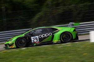 #29 Raton Racing by Target Lamborghini Huracan GT3 Evo: Christoph Lenz, Stefano Costantini, Antonio Forne Tomas