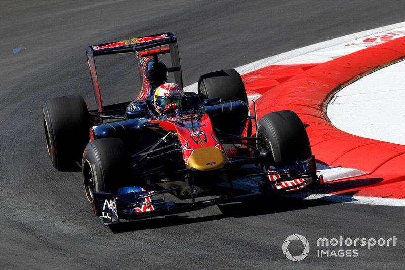 2010: Toro Rosso-Ferrari STR5