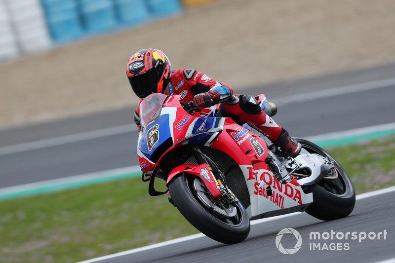 #6 MS Racing: Maria Herrera