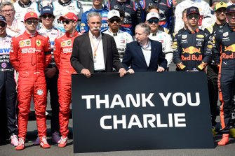 La Formule 1 rend hommage à Charlie Whiting
