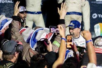 Podium GTLM: #91 Porsche GT Team Porsche 911 RSR: Gianmaria Bruni