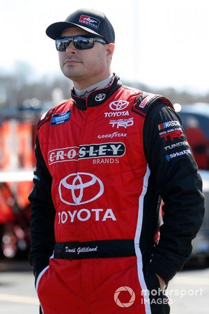 David Gilliland, DGR-Crosley, Toyota Tundra Fred's