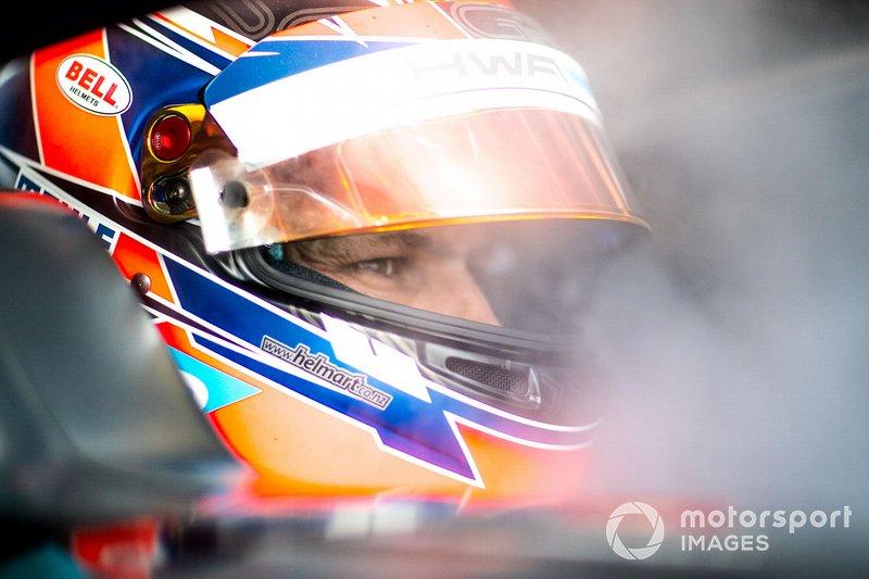 Гэри Паффет, HWA Racelab