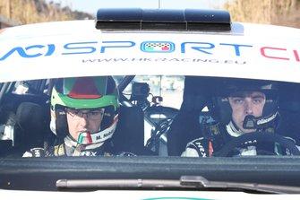 Giacomo Scattolon, Matteo Nobili, Skoda Faba R5 #3, Road Runner