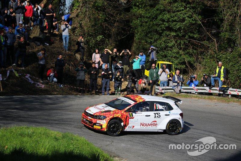Andrea Crugnola, Pietro Ometto, Volkswagen Polo R5 #1, Gass Racing