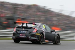 Josh Cook, BTC Racing Honda Civic