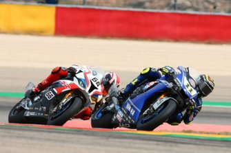 Sandro Cortese, GRT Yamaha WorldSBK, Tom Sykes, BMW Motorrad WorldSBK Team