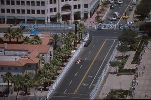 Phoenix street circuit atmosphere