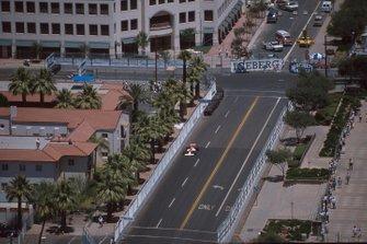 Phoenix street circuit atmosphere