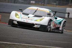 #2 Cars Tokai Dream28 Lotus Evora: Kazuho Takahashi, Hiroki Katoh