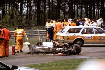 سيارة جيل فيلنوف، فيراري بعد الحادثة