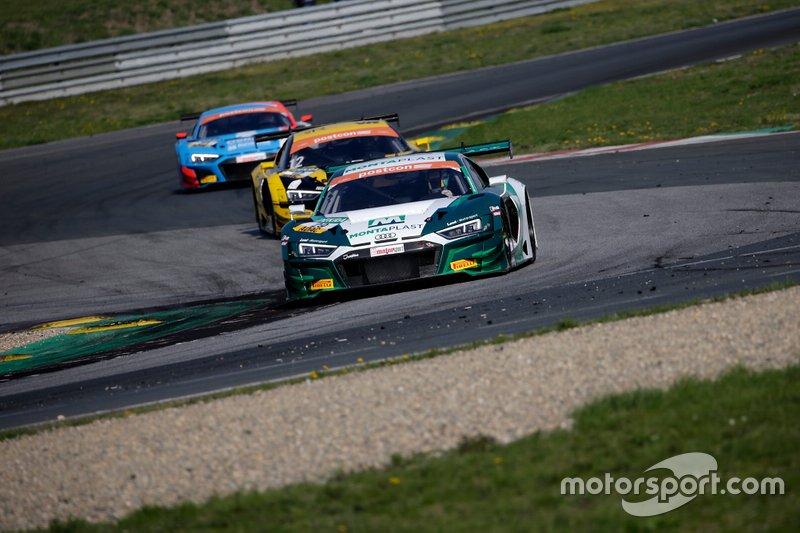#29 Montaplast by Land-Motorsport Audi R8 LMS: Max Hofer, Christopher Mies
