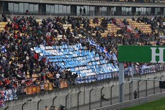 Kimi Raikkonen, Alfa Romeo Racing taraftarları