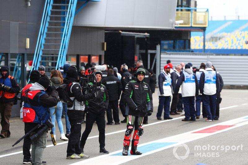 Jonathan Rea, Kawasaki Racing valuta le condizioni