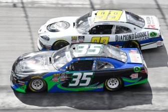 Joey Gase, Motorsports Business Management, Toyota Supra, Tommy Joe Martins, B.J. McLeod Motorsports, Toyota Supra Diamond Gusset Jeans / AAN Adjusters