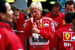 Mika Salo, Ferrari