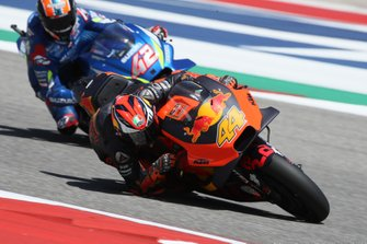 Pol Espargaro, Red Bull KTM Factory Racing, Alex Rins, Team Suzuki MotoGP