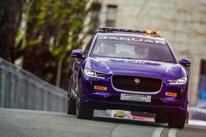 Jaguar I-Pace eTrophy safety car