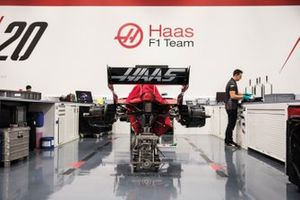 Detalle de fábrica de Haas