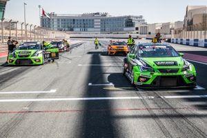 #10 Zengo Motorsport, Cupra TCR, Tamas Tenke, e#10 Zengo Motorsport, Cupra TCR, Zoltan Zengo