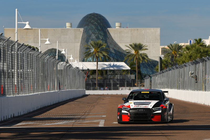Jay Salinsky, RS Werkes Audi Sport RS3 LMS