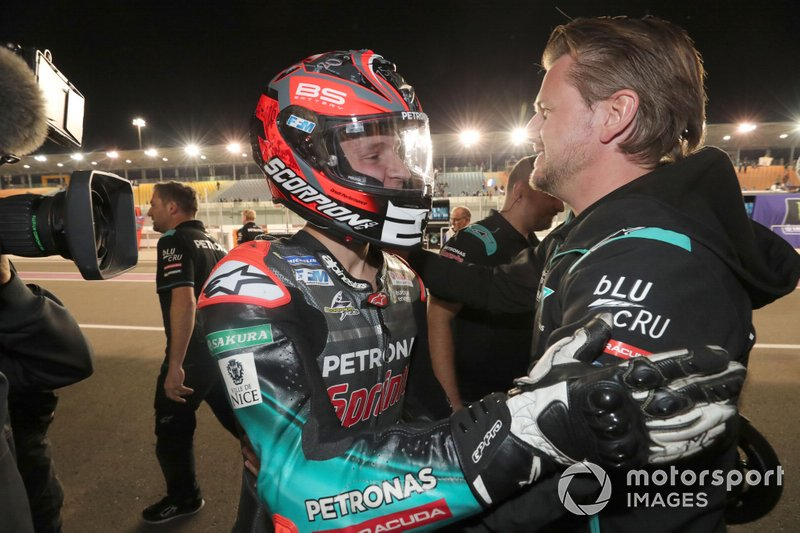 Fabio Quartararo, Petronas Yamaha SRT, Johann Stigefelt