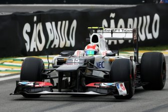 Sergio Pérez, Sauber C31
