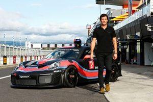 Mark Webber, Porsche 911 GT2 RS Clubsport