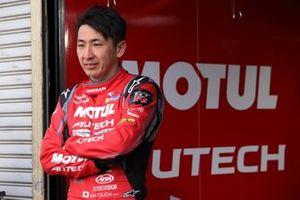 #23 MOTUL AUTECH GT-Rの松田次生