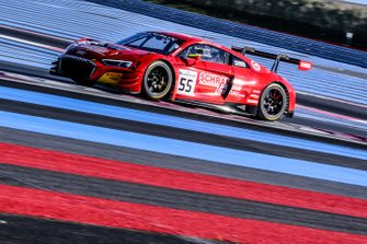 #55 Phoenix Racing DEU Audi R8 LMS