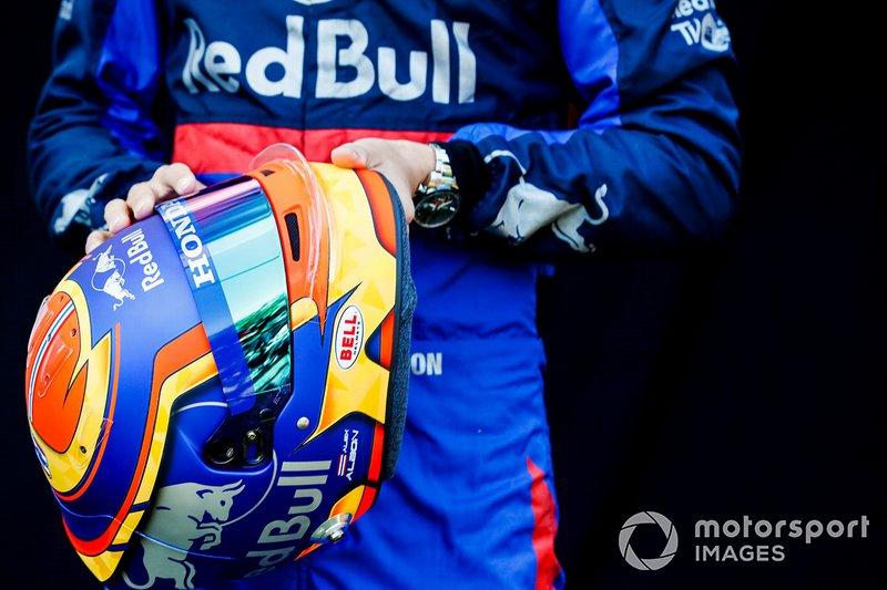 Alexander Albon (Toro Rosso )