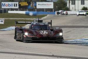 #77 Mazda Team Joest Mazda DPi: Oliver Jarvis, Tristan Nunez, Timo Bernhard