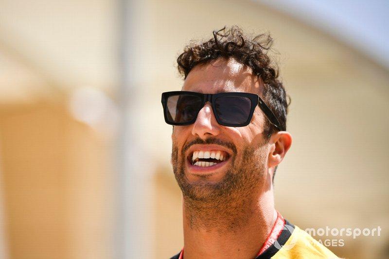 6 місце — Даніель Ріккардо, Renault — 158