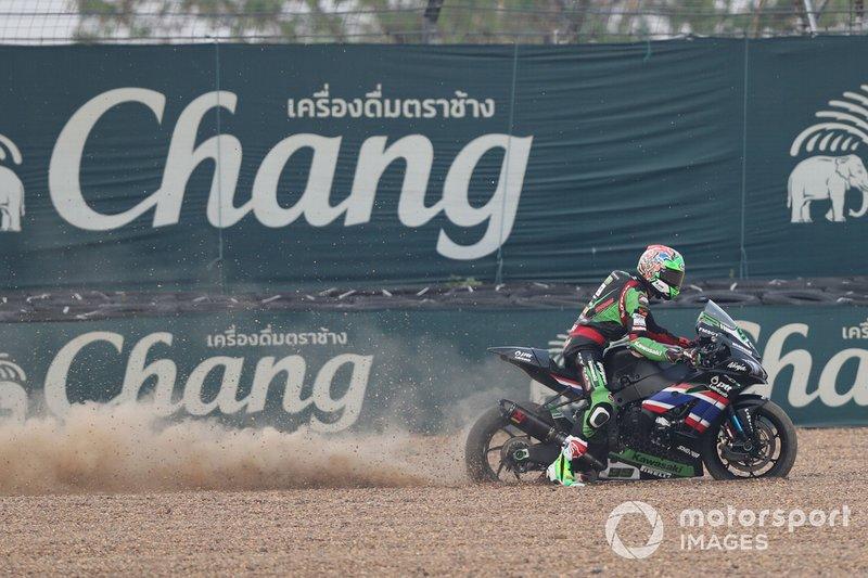 Thitipong Warokorn, Kawasaki Thailand Racing Team