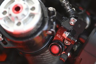 Detail KTM RC16