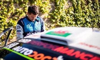 Scott Martin, M-Sport Ford WRT Ford Fiesta WRC