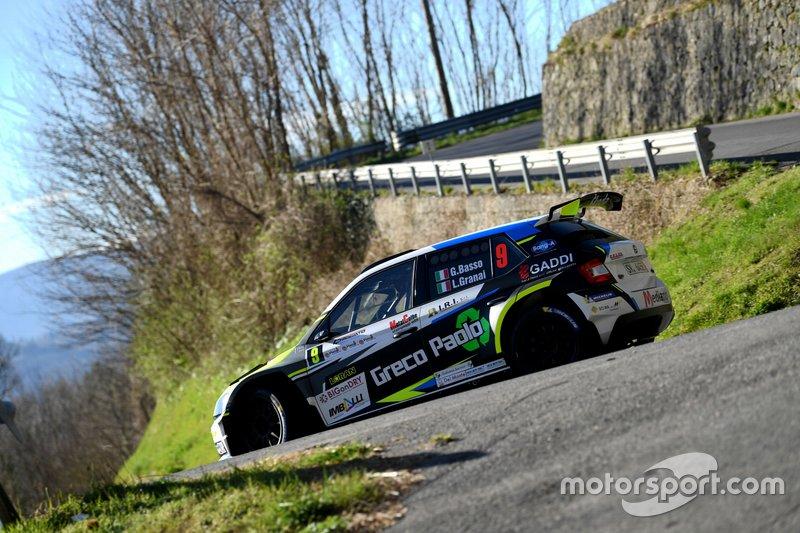 Giandomenico Basso, Lorenzo Granai, Skoda Fabia R5, Freddy's Team