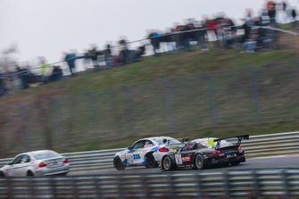 #8 Team IronForce by RING POLICE Porsche 911 GT3 R: Lucas Luhr, Adrien De Leener, Jan-Erik Slooten