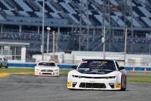 #95 TA2 Chevrolet Camaro driven by Scott Lagassee Jr. of Fields Racing