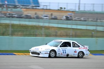 #11 MP4A Acura Integra driven by Herbert Gomez & Jim Dentici of King Motorsports