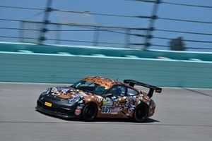 #357 MP1B Porsche GT3 Cup driven by Guillermo Fernandez of MGM Motorsports
