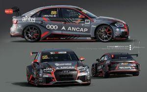 Santiago Urrutia, Audi RS 3 LMS TCR