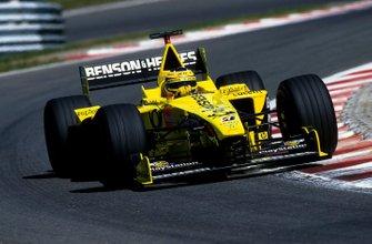Jarno Trulli, Jordan Mugen Honda EJ10